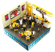 Office Box Restaurantes e Caf�s